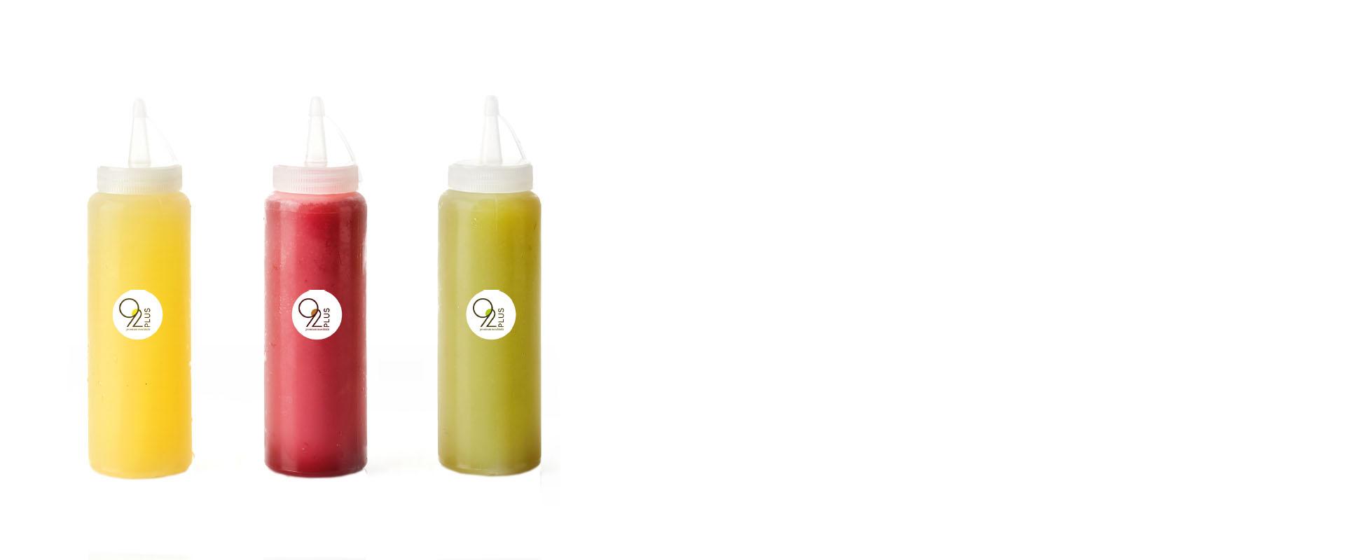92plus - mocktails voor professionals - de driekleur achter de 92PLUS blends - premium mocktails